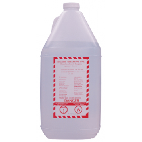 Acetone Polish Remover Gallon 4L - NOT AVAILABLE FOR SHIPPING