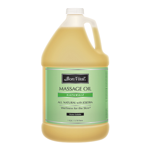 Natural Massage Oil Gallon Bon Vital