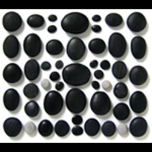 Stones 50 Pcs Massage Set