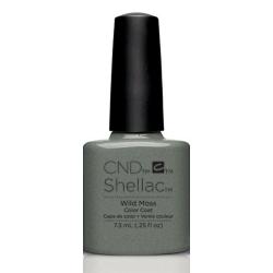 Wild Moss Shellac 1/4 oz (7.3ml) CND discontinued