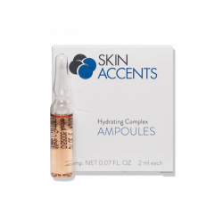 Hydrating Ampoule Box/25 Skin Accents