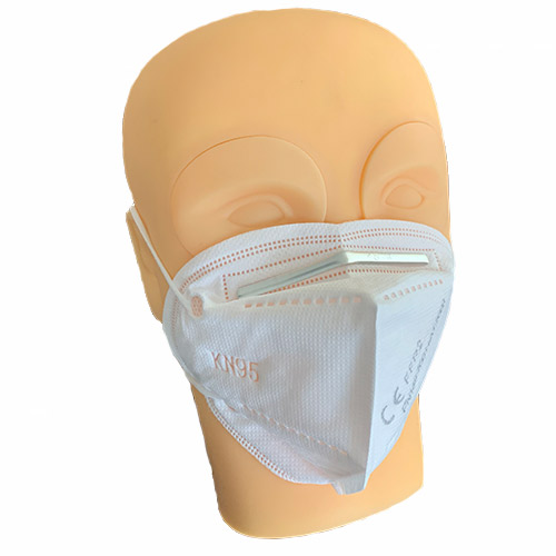 Disposable Face Mask 4 Ply Filter N95 Style  Non Medical- 10 in a pack