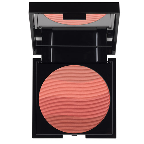 """Colour Waves Multicolour Compact Brush """"Spring/Summer 2018"""" The Make Up"""
