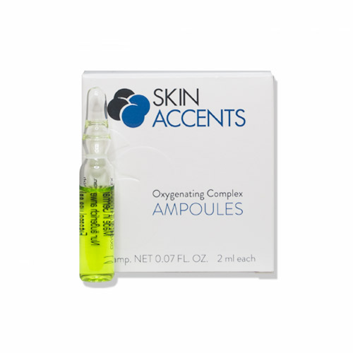 Oxygenating Ampoule Box/25 Skin Accents