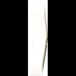 White Sanding Block - Fine (SINGLE BUFFER)