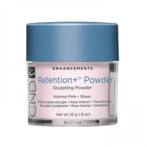 Retention + Powder Intense Pink Sheer 8/10oz CND
