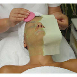 Intense Caviar Collagen Fleece Mask (ea) Skin Accents