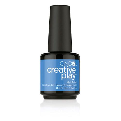 Creative Play GEL Polish #493 Aquaslide (15ml) 0.5 oz CND