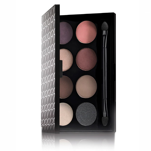 "The Essential Palette ""Les Nudes"" 8 eyeshadow  RVB Lab The Make Up"