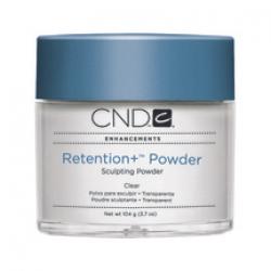 Retention + Powder Clear 3.7oz CND