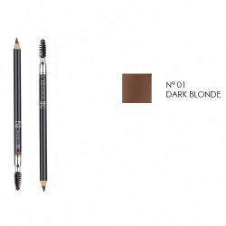 Eyebrow Pencil 01 Warm/Brown RVB Lab The Make Up