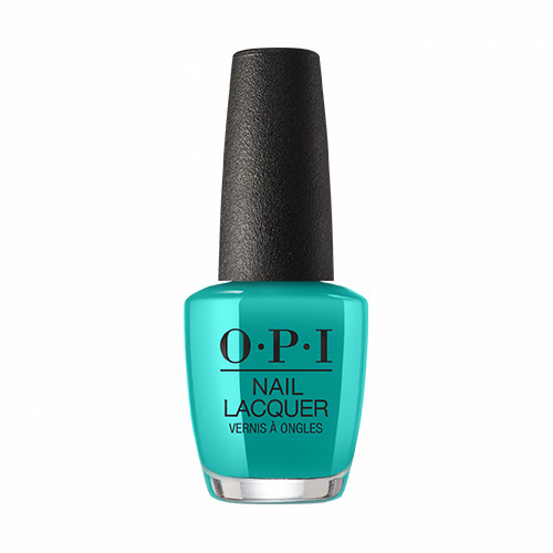 """Dance Party 'Teal Dawn """"Neons"""" 1/2oz Lacquer OPI"""