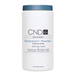 Retention +Powder Bright White Opaque 32oz CND(discontinued final sale 25% off)