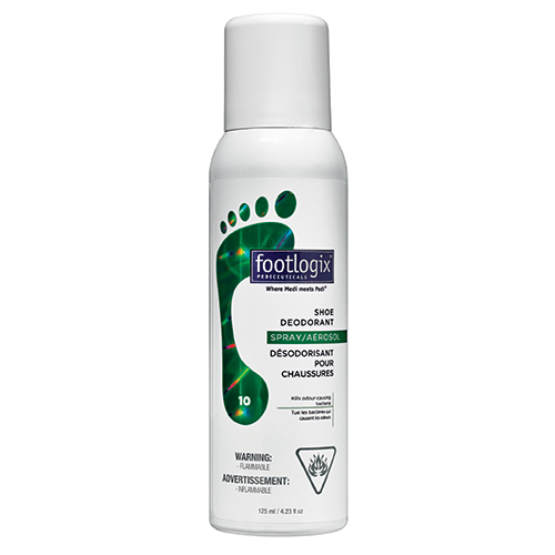 Shoe Deodorant Spray #10  Footlogix 125ml/119g