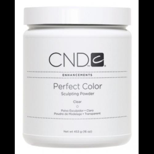 Perfect Clear Powder 16oz Creative CND