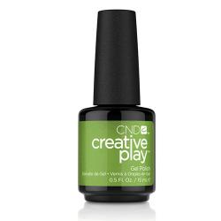 "Creative Play GEL Polish #519 Pumped ""Mood Hues"" (15ml) 0.5 oz CND"