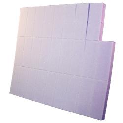 Purple Slim Buffers 2 Way 100/180 White Grit