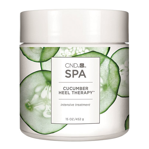 Cucumber Heel Therapy Intensive Treatment 15oz (425g) CND SPA (March/April Deal)