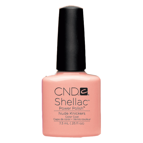Nude Knickers Shellac 1/4oz (7.3ml) CND
