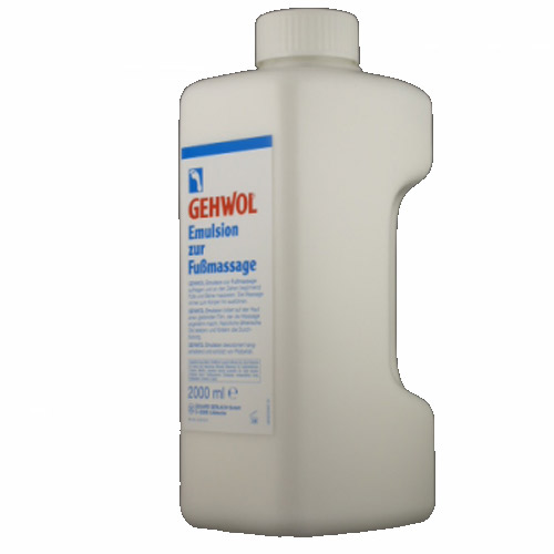 Emulsion For Massage 2000ml - Gehwol