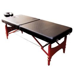Portable Massage Bed Adjustable with headrest,armrests (EQ3320)