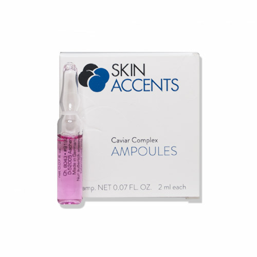 Caviar Ampoule Box/25 Skin Accents