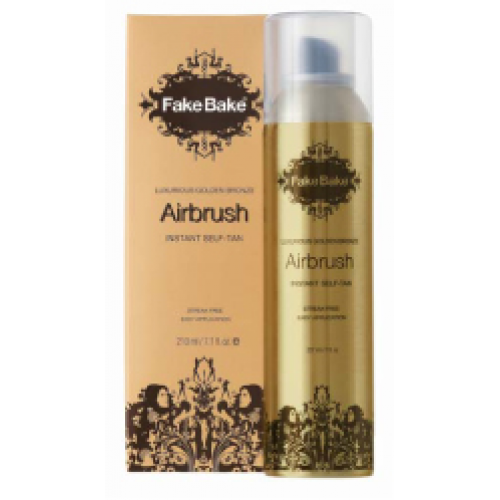 Airbrush Self Tanning Mist 7oz Fake Bake Intercosmetics