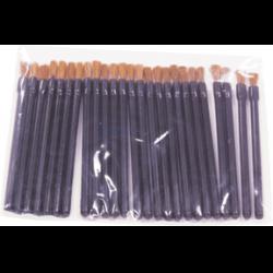Disposable Lip Brush  (25pk)