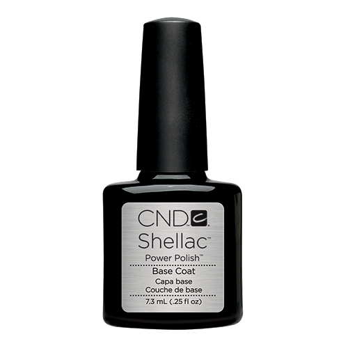 Base Coat UV Shellac .25 oz (7.3ml) CND small size