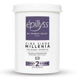 Millenia Lukewarm Wax 560ml Epillyss (Purple)