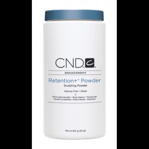 Retention + Powder Intense Pink Sheer 32oz CND
