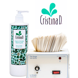 Cristina D Traditional Waxes Lotions CAN