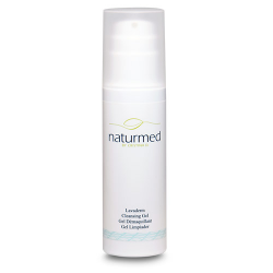 Lavaderm Cleansing Gel 150ml Naturmed By Cristina D