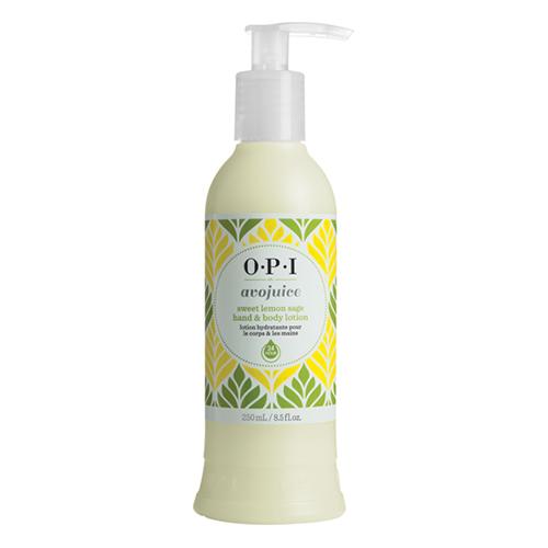 Avojuice - Sweet Lemon Sage 8.5 fl oz (240 ml) OPI