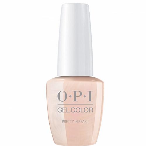 "Gelcolor - Pretty in Pearl 1/2 fl oz ""Neo Pearl"" OPI"
