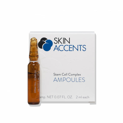 Discontinued - Stem Cell Fluid Ampoule 25/box Skin Accents