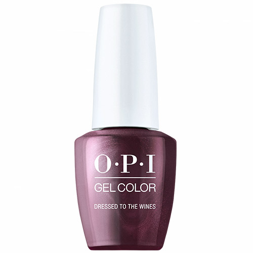 """GelColor - Dressed to the Wines """"Shine Bright Holiday 2020"""" 1/2oz OPI"""