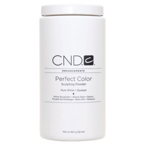 Perfect Pure White Powder 32oz CND (discontinued final sale 25% off)