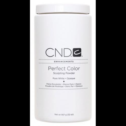Perfect Pure White Powder 32oz CND