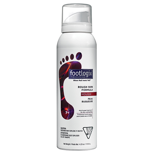 Rough Skin Formula Anti-Fungal #7+ Footlogix 125ml/119g