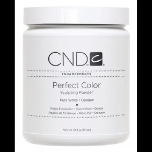 Perfect Pure White Powder 16oz CND