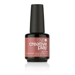 Creative Play GEL Polish #418 Nuttin to Wear (15ml) 0.5 oz CND - discontinued