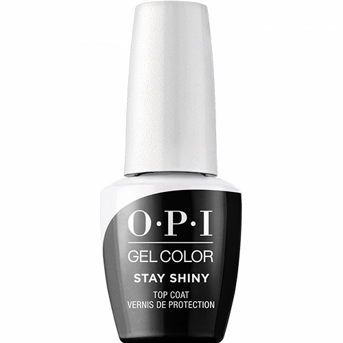 GelColor - STAY SHINEY Top Coat 1/2 fl oz OPI (replaces GC030)