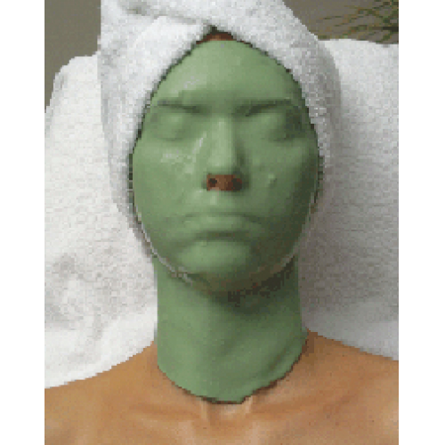 Spirulina Alginate Peel Off Powder Mask(ea) 30gr Skin Accents