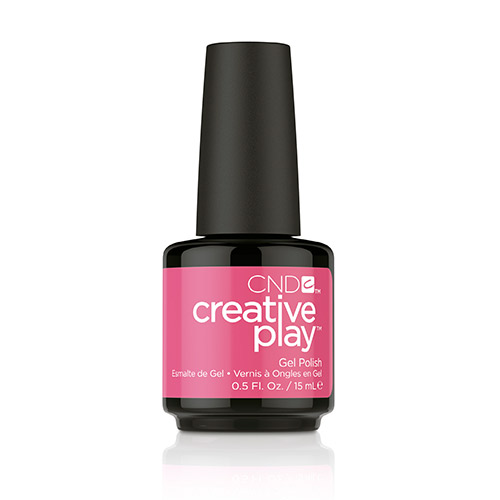 Creative Play GEL Polish #474 Peony Ride (15ml) 0.5 oz CND