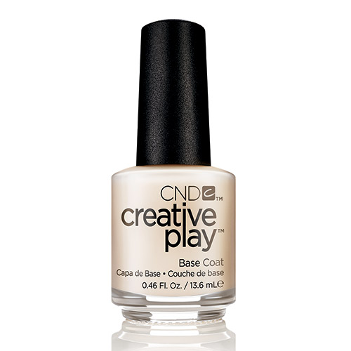 Creative Play Base Coat (15ml) 0.5 oz CND - discontinued
