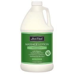 Organica Massage Lotion 1/2 Gallon  Bon Vital
