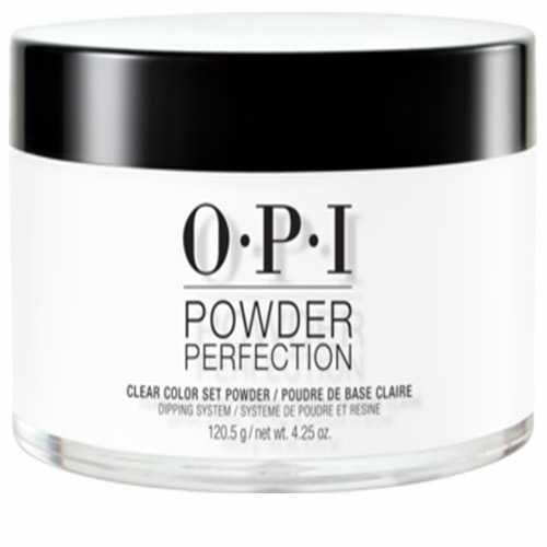 Dipping Powder Perfection - Clear Color Set Powder  - 4.25 oz  OPI