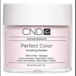Perfect Warm Pink Opaque Powder 3.7oz CND