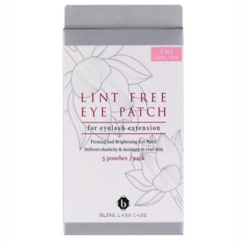 Lint Free Collagen Gel Pads 5 pairs Bold Lashes
